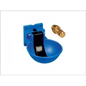 Napáječka misková plastová SB1G modrá