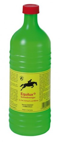 Equilux rapid cleaner