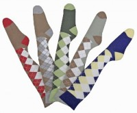 Jezdecké ponožky Clasic HKM