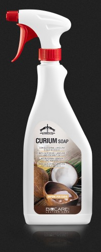 Curium soap 500 ml