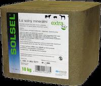 Solný liz minerální Xtra 1/3, 10kg