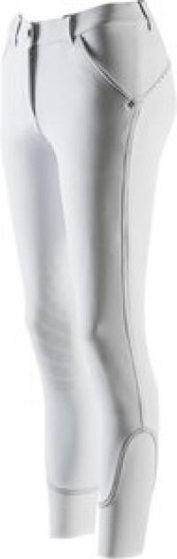 Jezdecké kalhoty EQUITM TERMIC pánske