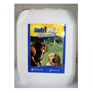 Nutri Mix Salmon Oil
