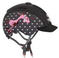 Jezdecká ochranná přilba Casco NORI dětská